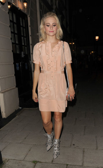 Vida Press nuotr./Pixie Lott