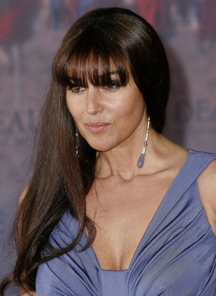 Vida Press nuotr./Aktorė Monica Bellucci 2007 m.