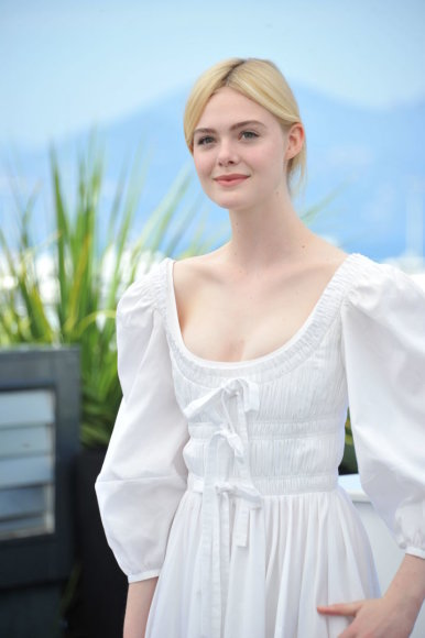 Vida Press nuotr./Elle Fanning