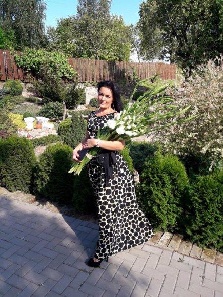 Asmeninio archyvo nuotr./Janina Korvel savo sode