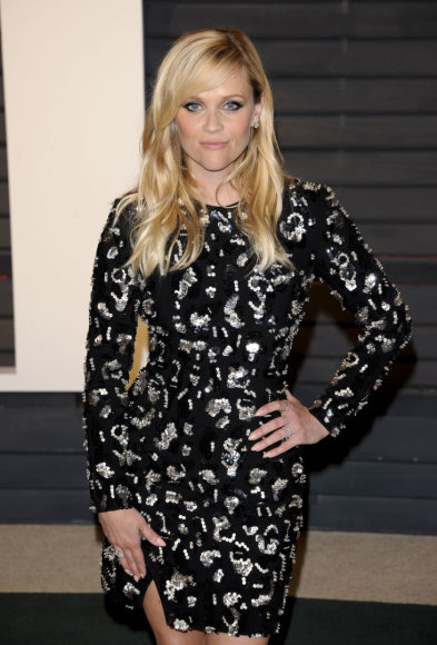 Vida Press nuotr./Reese Witherspoon