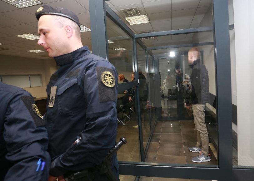 Aliaus Koroliovo/15min nuotr./Nepilnametis, kaltinamas žiauriu brolio nužudymu