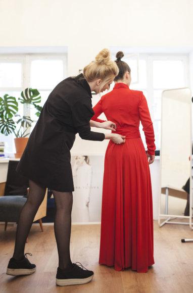 Asmeninė nuotr./Viktorija Ivanovskaja ir Sandra Yushka