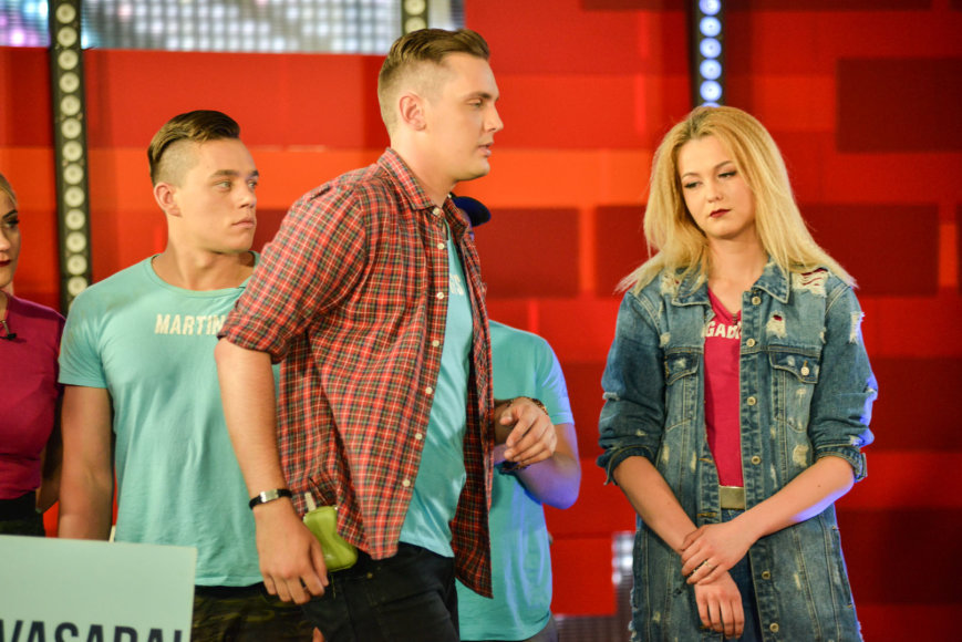 TV3 nuotr./Gabija ir Žygis