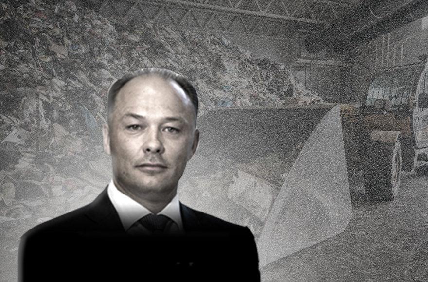 15min nuotr./Vytautas Banys – A.Petkaus politinės karjeros palydovas