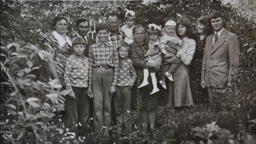 Asmeninio archyvo nuotr. /J.Milašienės šeimos nuotrauka