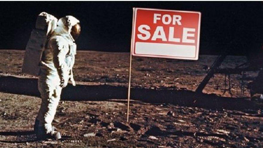 Sklypas Mėnulyje
