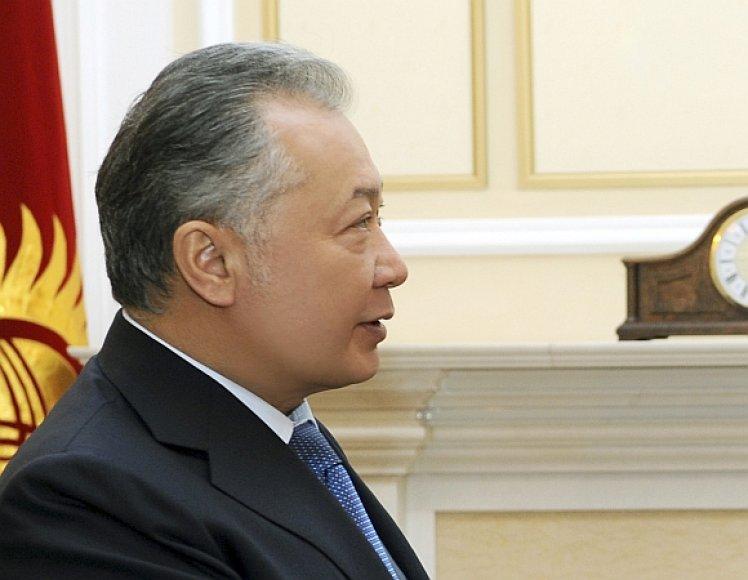 Kurmanbekas Bakijevas