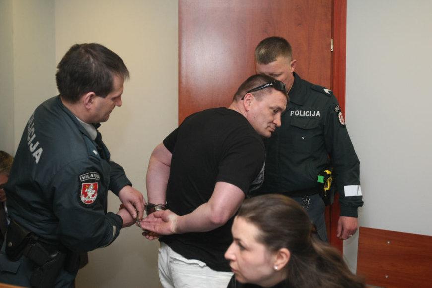 Byla dėl balsų pirkimo: kaltinamasis Vladislavas Gaidis.