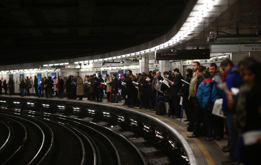 Londono metropolitenas