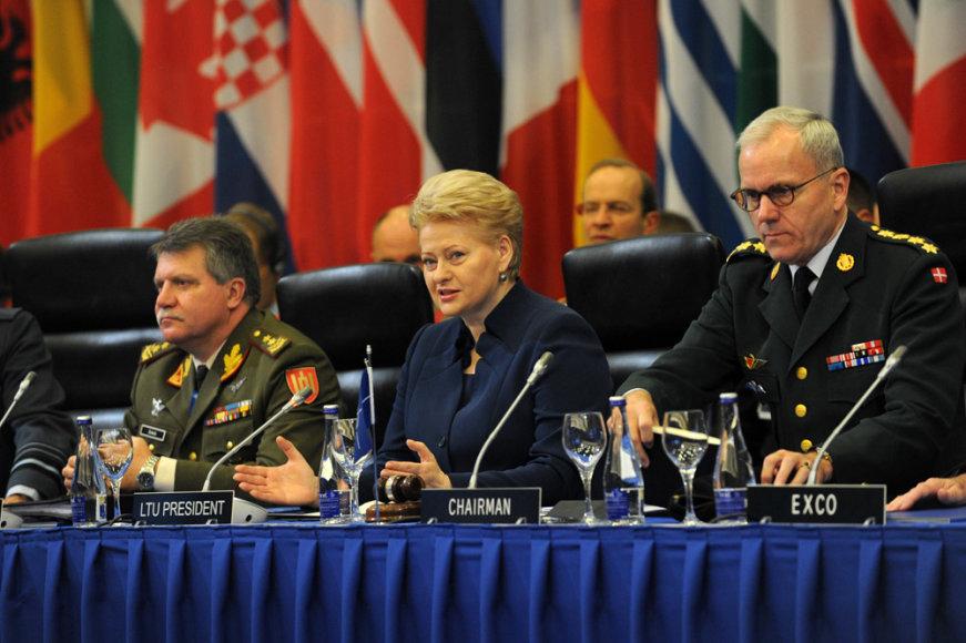 NATO karinio komiteto sesija