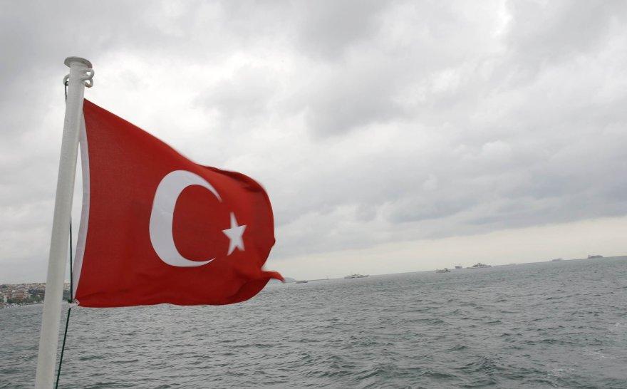 Vaizduotę kurstanti Turkija