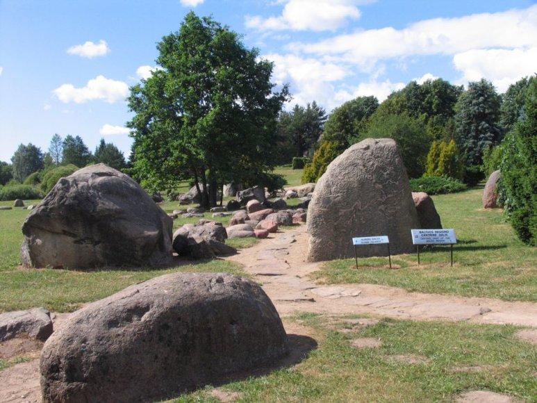 Mosėdžio akmenų muziejus