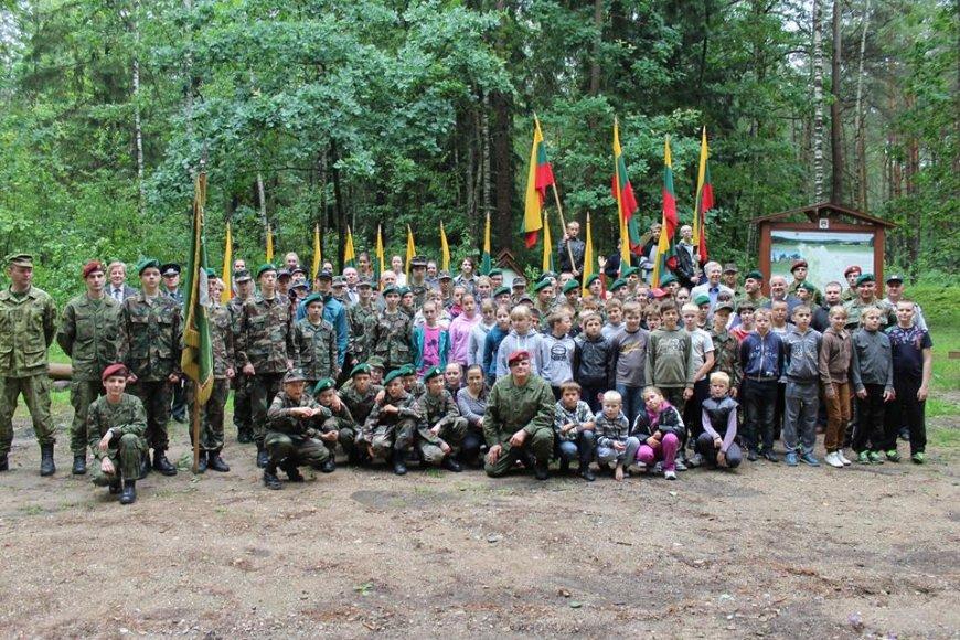 Šalių stovykla Šalčininkų rajone