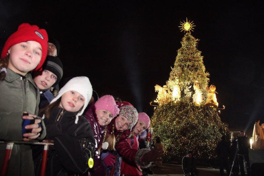 Kalėdos Kaune
