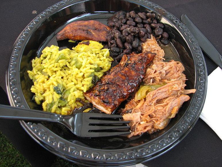 Jamaikietiškas maistas