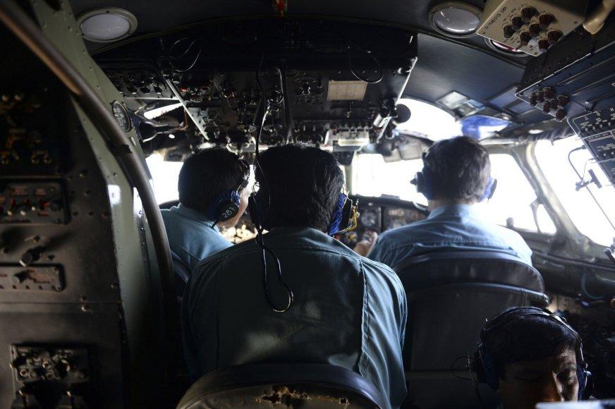 Dingusio Malaizijos lėktuvo paieška
