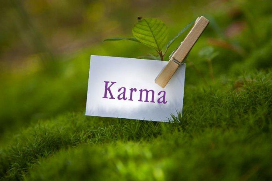 Karma ir meilė – susijusios