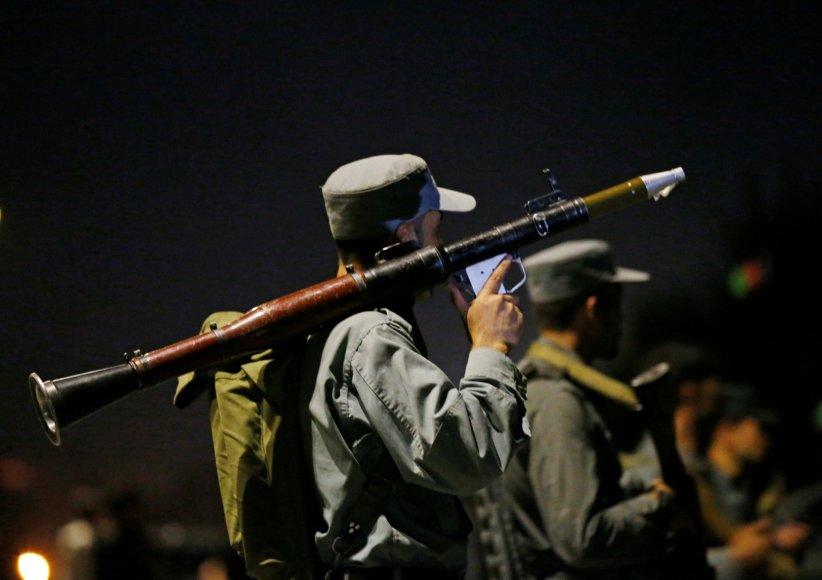 Išpuolis Kabule