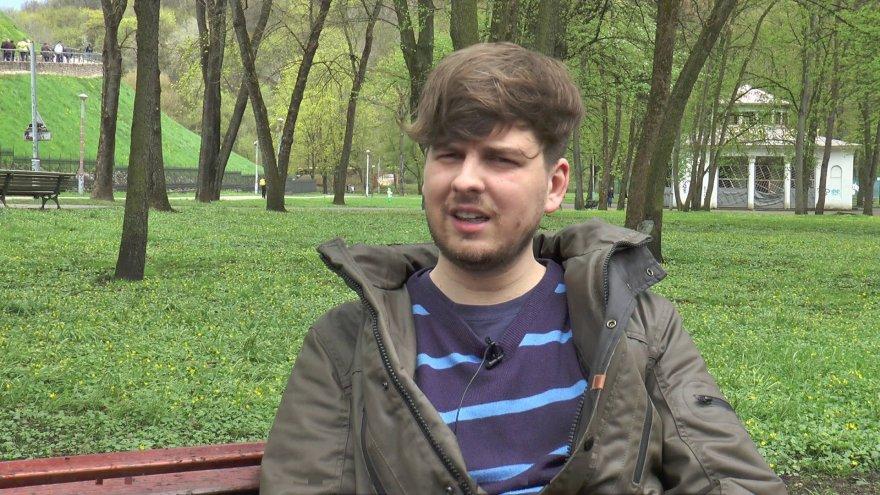 Vilniuje gyvenantis Marselis iš Vengrijos