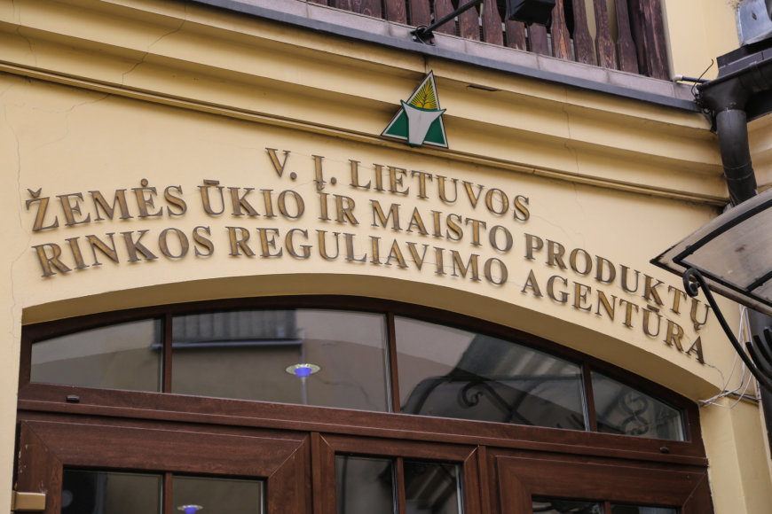 Lietuvos žemės ūkio ir maisto produktų rinkos reguliavimo agentūra