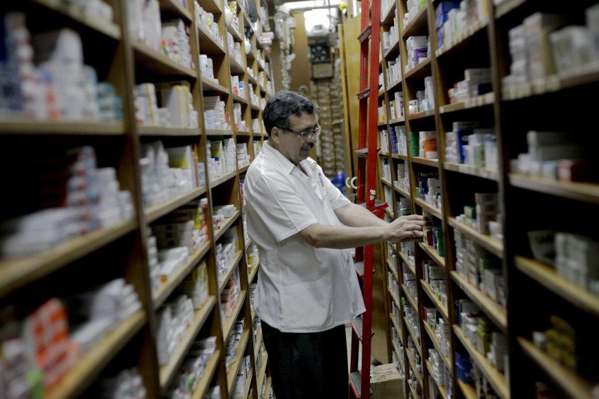 Venesuelos vaistinėje