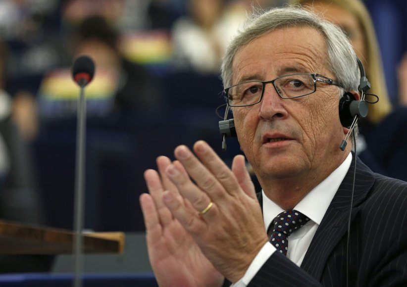 Jean-Claude'as Junckeris