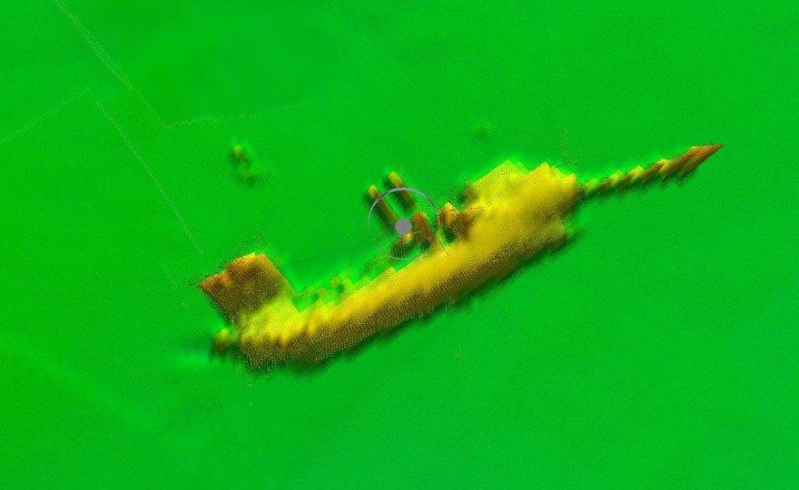 Prie Malaizijos krantų nuskendęs tanklaivis