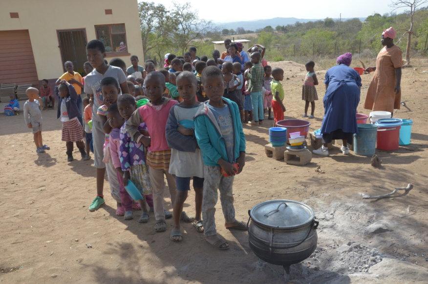 UNICEF vaikai