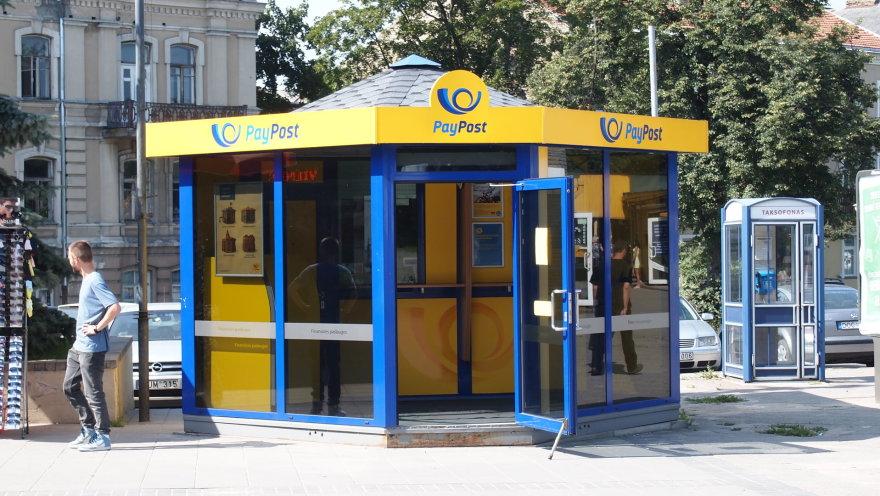 Lietuvos paštas kviečia įvertinti darbuotojų aptarnavimą