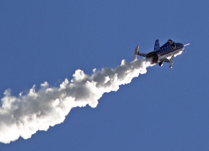 Eddie Brauno raketa