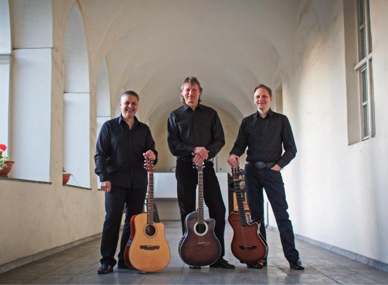"""""""Vilnius Guitar Trio"""""""
