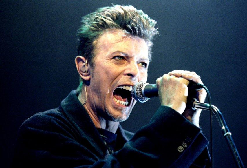 6. Davidas Bowie