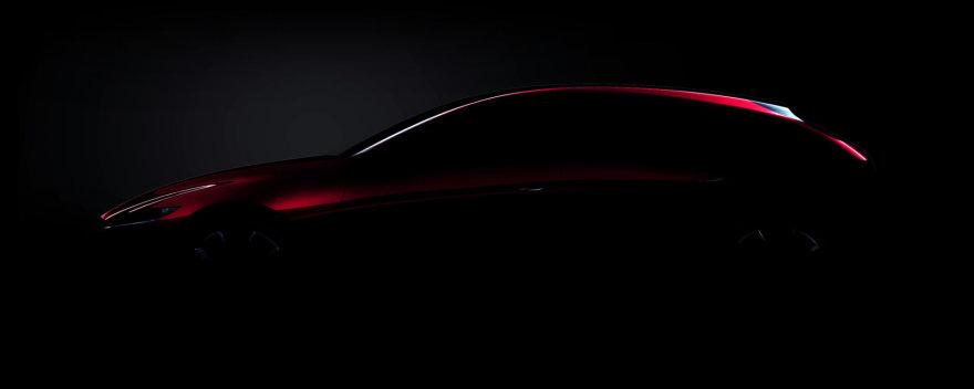 """""""Mazda"""" koncepcija"""