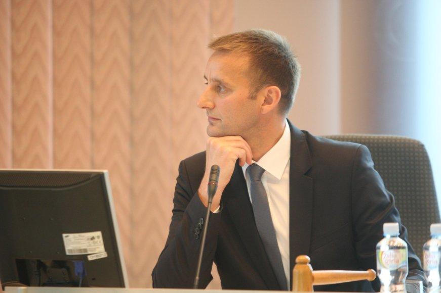 Artūras Visockas. Šiaulių miesto tarybos nariai