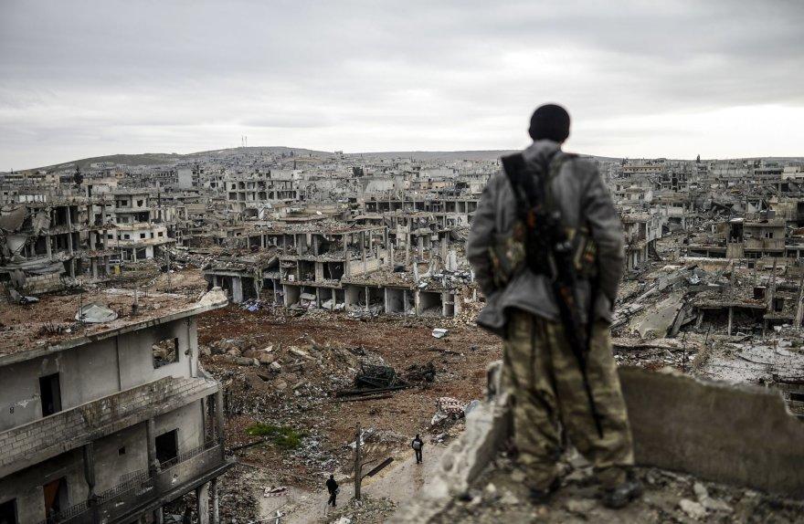 Karo suniokota Sirija