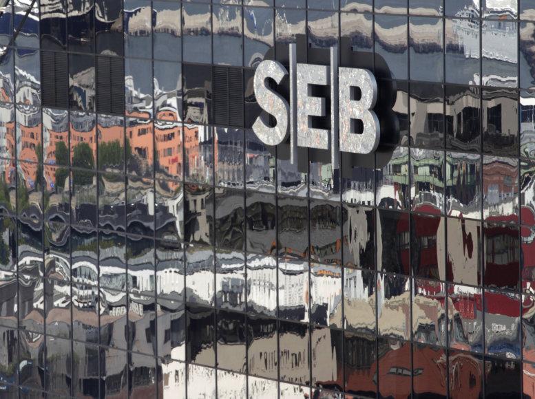 SEB banko pastatas Taline