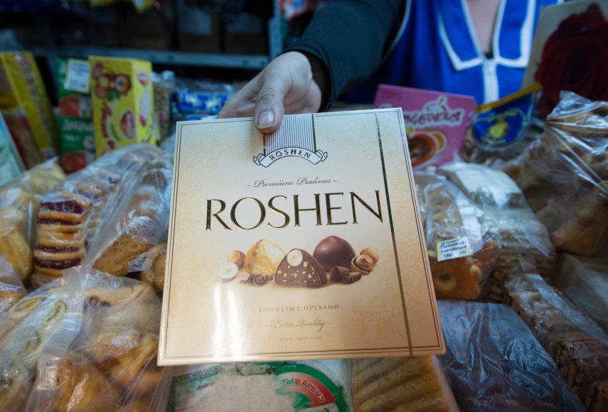 """""""Roshen"""" saldainiai"""