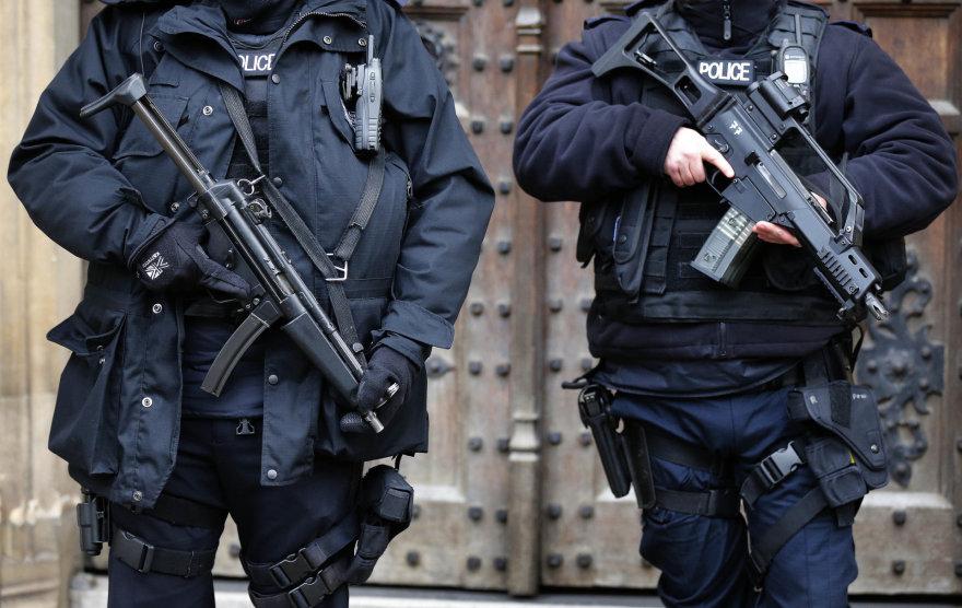 Didžiosios Britanijos pareigūnai