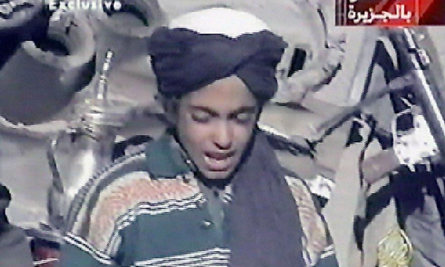 Hamza bin Ladenas, kuriam dabar – 24-25 metai