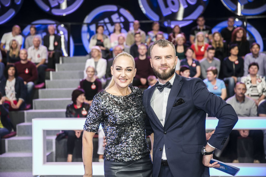 Gintas Vaičikauskas ir Indrė Stonkuvienė