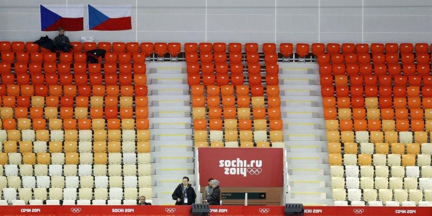 Laisvos vietos šeštadienio varžybose Sočyje