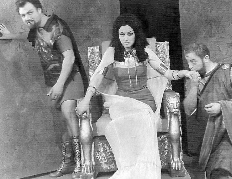 Antonijus ir Kleopatra