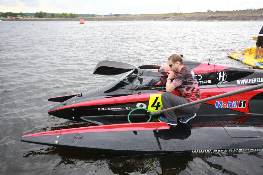 Vandens formulių F2 Pasaulio čempionato etapas