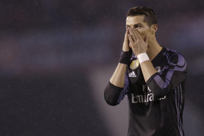 """Reuters""/""Scanpix"" nuotr./Cristiano Ronaldo"