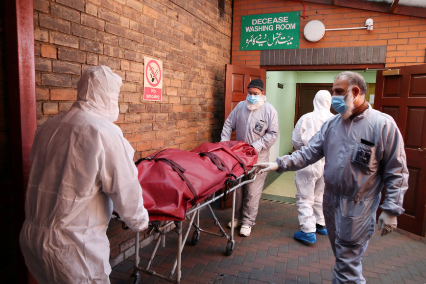 """Reuters""/""Scanpix"" nuotr./Jungtinė Karalystė per koronaviruso pandemiją"