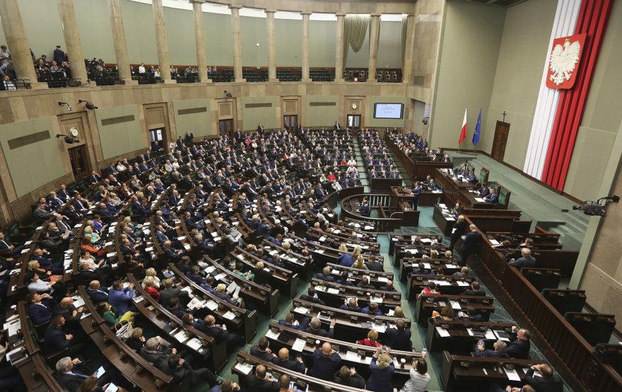 Lenkijos Seimas
