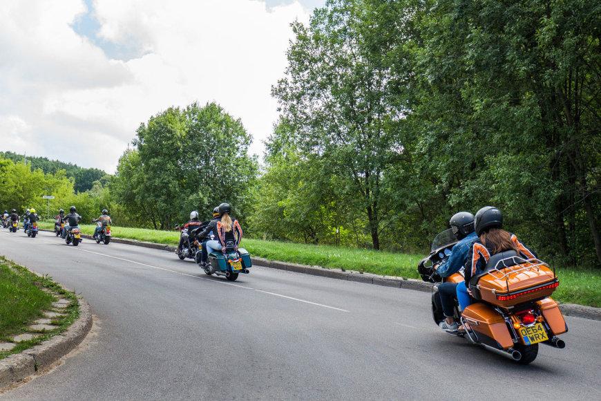 Motociklų žygis
