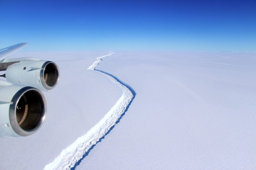 Skylantis Larseno C ledynas