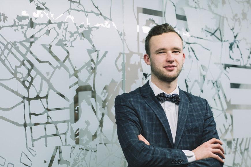 Tomas Šiurna, ISM Vadybos ir ekonomikos studentas